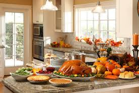 Image result for thanksgiving family in kitchen