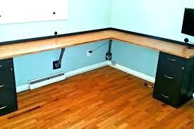 mount countertop to wall mounted countertop awesome concrete countertops diy