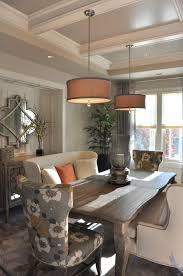adding extra lighting can make a big difference to a room light ings over a dining table or kitchen island look great
