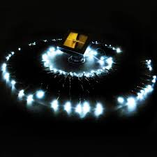 solar fairy lights 100 bee