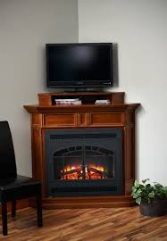 simple electric fireplace tv stand corner unit home design ideas marvelous decorating on electric fireplace tv