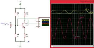 Circuit Using 2n5551 Npn Amplifier Transistor Circuit