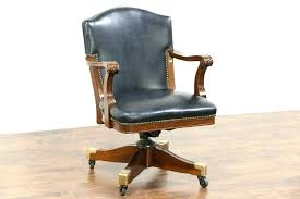 remarkable antique office chair. Remarkable Office Design Vintage Leather Chair Antique . I