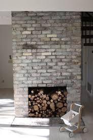 whitewashed bricks tutorial using natural paint that let s the bricks breathe design