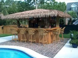 pool tiki bar ideas these cozy patio tiki hut bars ideas will ac plish your own