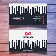 Business Card Advertisement Template 50 Free World Best Creative