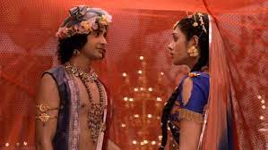 Lord krishna's ardent devotee, sridhama curses radha and separates her from krishna. Radhakrishn Disney Hotstar