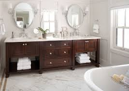 white bathroom cabinets with dark countertops. Brilliant White Bathroom Cabinets With Dark Countertops Best A T