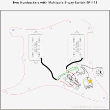 Unique two humbuckers 5 way switch sketch electrical diagram ideas