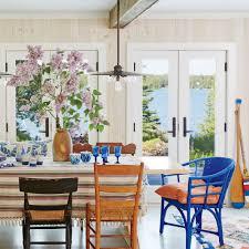 Beach House Dining Rooms - Coastal Living