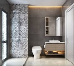 Cozy eclectic bathroom vanity designs ideas using wood Beaut 19 Interior Design Ideas 36 Modern Grey White Bathrooms That Relax Mind Body Soul