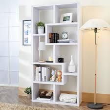bookshelf amazing modern white bookshelf white lacquer bookcase