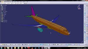 Catia Aircraft Design Tutorial Pdf Catia V5 Aircraft Surfaces Design Part 1 Fuselage Design