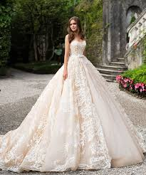 dreamy romantic wedding dresses you ll fall in love