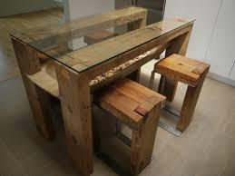 rustic wood bar stools. Rustic Wood Bar Stools Dining