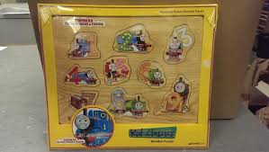 to view original images thomas the tank engine friends kid classics wooden counting puzzle