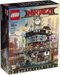 LEGO Ninjago The Gardens of Ninjago City (71741) Rumored for 2021 – The  Brick Fan