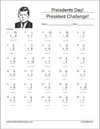 Presidents Day – Free Printables and Activities.Let your kids ...