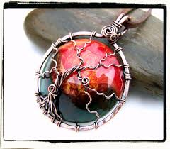 Wire Wrap Jewelry Patterns Amazing Decoration