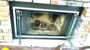 wood burning fireplace door wood fireplace doors replacement s wood burning fireplace door replacement wood burning fireplace door