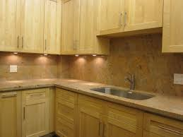 Natural Ash Kitchen Cabinets Edina