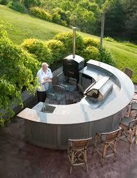 Prefabricated Outdoor Kitchen Kits Brilliant Prefab Outdoor Kitchen Galleria Big Ridge Outdoor
