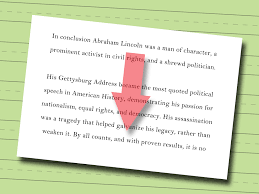 essays about abraham lincoln a proclamation on the suspension of  conclusion paragraphs in an essay