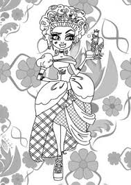 Small Picture Cleo De Nile Monster High Coloring Page CP Animal Critters