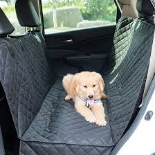 qoo10 pet dog car seat cover