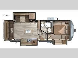 >open range light fifth wheel rv sales 8 floorplans open range light lf268ts