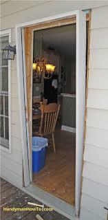 How to Replace an Exterior Door - Part 2