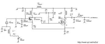 atx power supply wiring schematic wiring diagram for you • testing u201cgeneric u201d mosfets for rf pa use pc power supply connection diagram computer power supply
