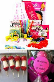 bachelorette party ideas bachelorette party kit with attire candy straws decorations