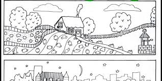 Small Picture Country Coloring Pages at Children Books Online