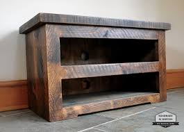 handmade tv stand. Brilliant Stand Rustic TV Stand For Handmade Tv Stand G
