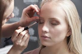 makeup beautiful young