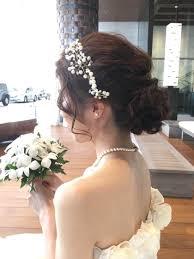 王道人気の髪型今風おしゃれなふわふわ挙式ヘアカタログ Marryマリー