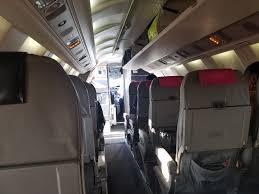 Seat Map United Airlines Saab 340 Sf3 Seatmaestro