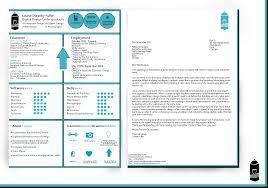 Creative Cover Letter Graphic Designer Lezincdc Com