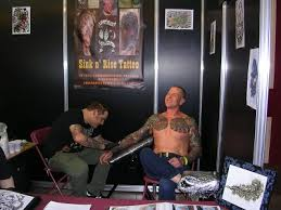 the great british tattoo show artlyst have the quality of stained glass tattoos transcend our material differences and fuse together culture commodity ownership