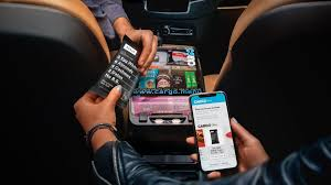 Uber Equips Drivers With Cargo Snack Boxes Axios