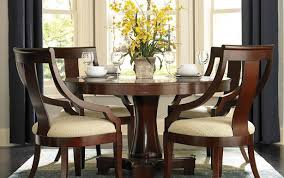 diy round table inlay dining room plaster pineapple only wglass pedestal white keshia modern oval black