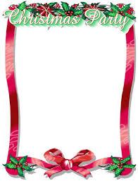 Christmas Program Templates 021 Template Ideas Christmas Border For Word Party Flyer