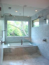 shower bath combo. tub shower combo design, pictures, remodel, decor and ideas - wet room bath o