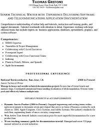 Technical writer resume seattle Domov sample resume technical writing resume  exle how to oatts trucking sample