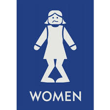 boy and girl bathroom signs. Creative Restroom Signs For Men, Women, And Unisex Restrooms Boy Girl Bathroom O