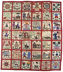"Reconciliation Quilt: Lucinda Ward Honstain's vision of the Civil ... & FinalReconciliationQuilt "" Adamdwight.com"