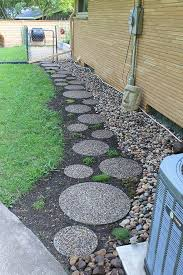round stepping stones for garden path complete garden stepping stones for