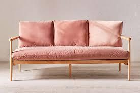 urban outfitter furniture. Minna Velvet Sofa Urban Outfitter Furniture