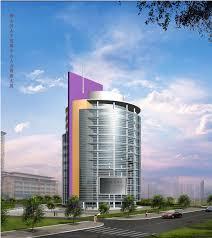office building design architecture. Laoshan Human Resources Communication Center Master Plan \u0026 Building Design Office Architecture E